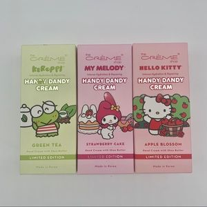 Hello Kitty The Creme Shop Hand Cream Set